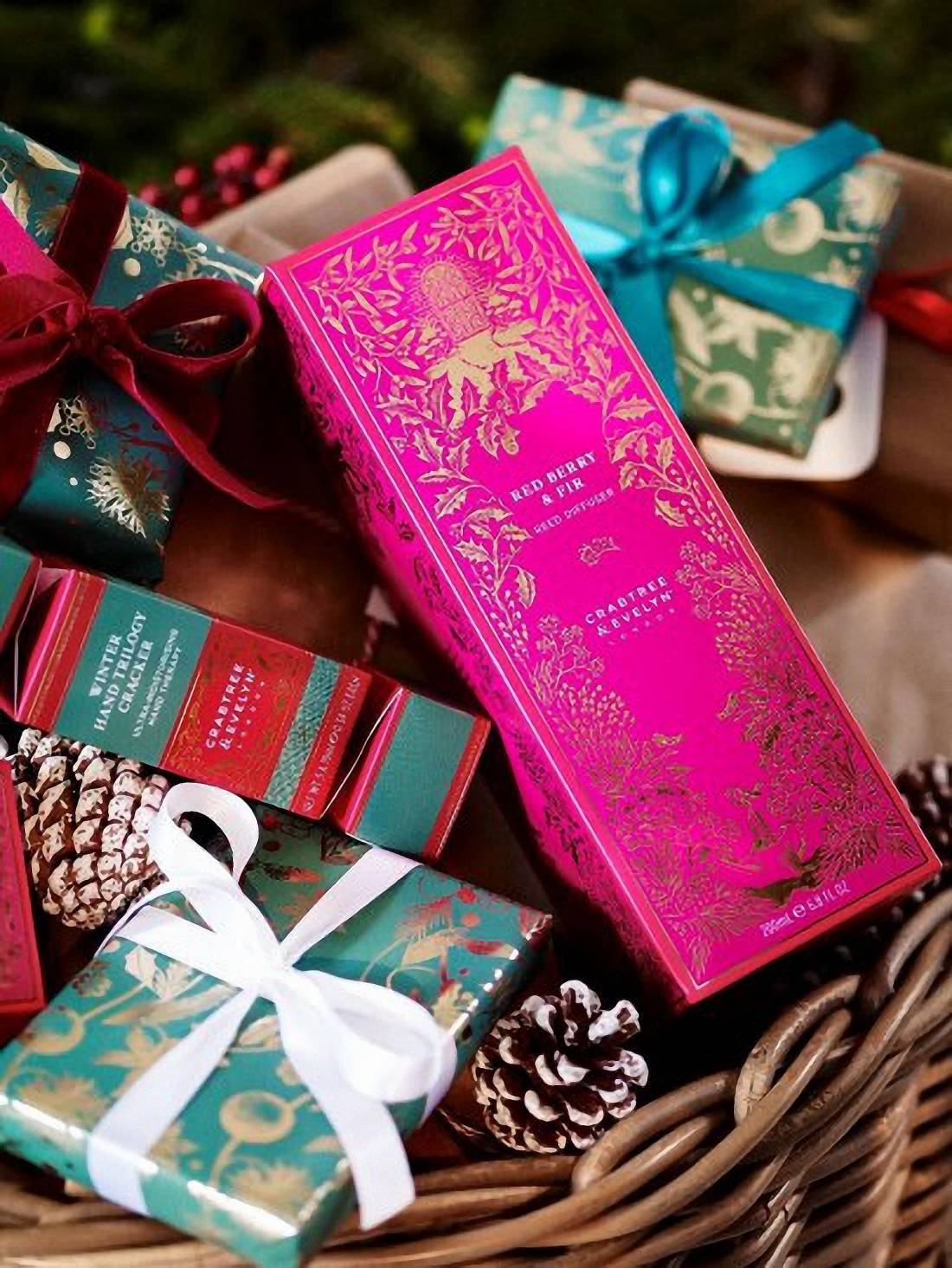 Crabtree & Evelyn Christmas